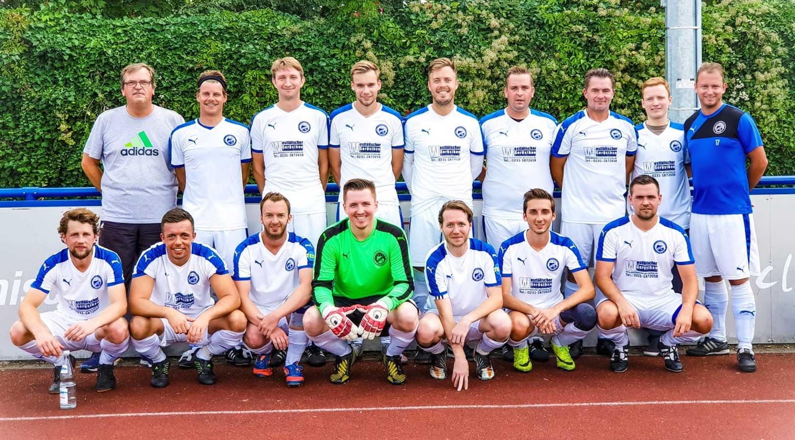 2. Mannschaft des FC Brünninghausen