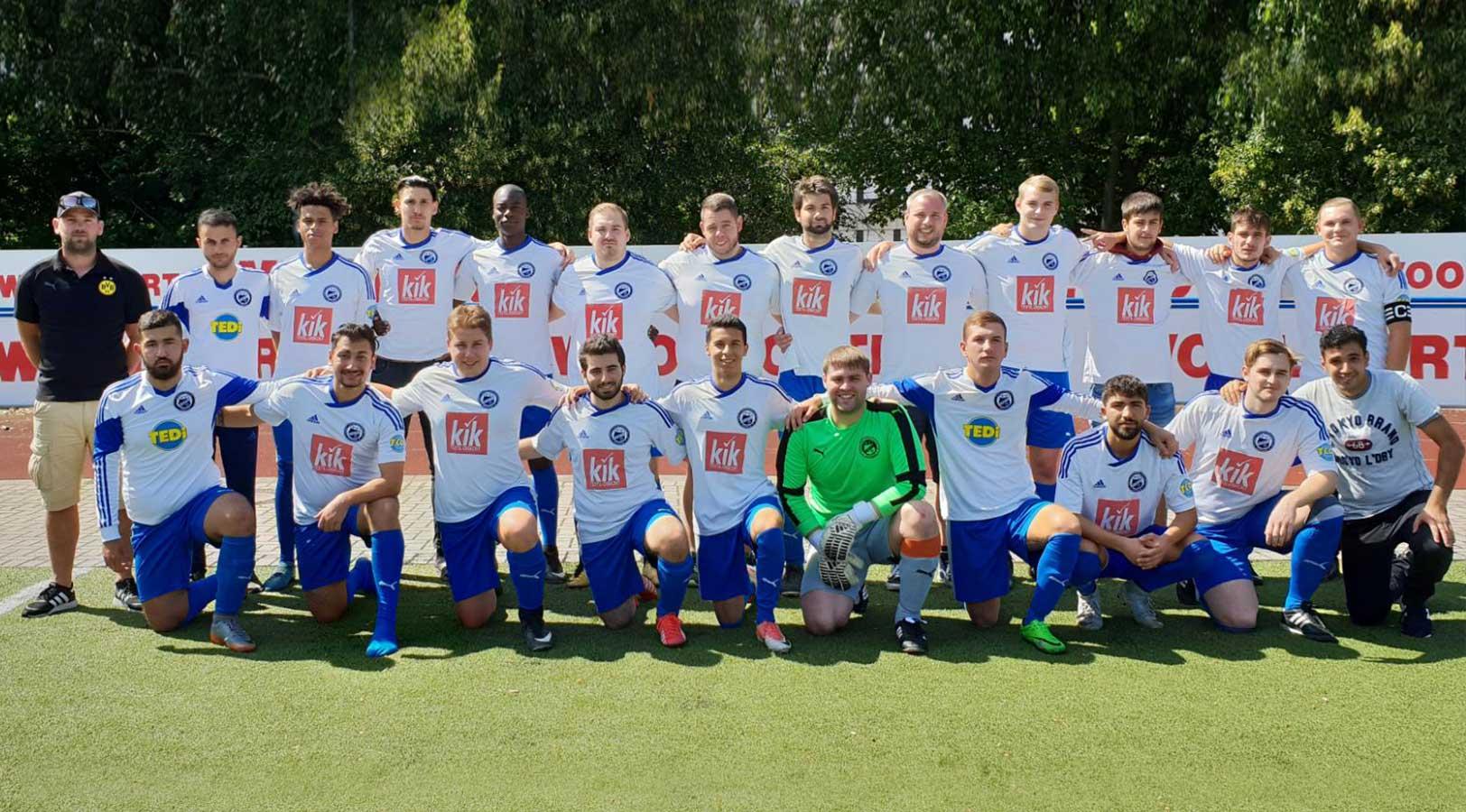 3. Herrenmannschaft des FC Brünninghausen, Saison 2018, Dortmund