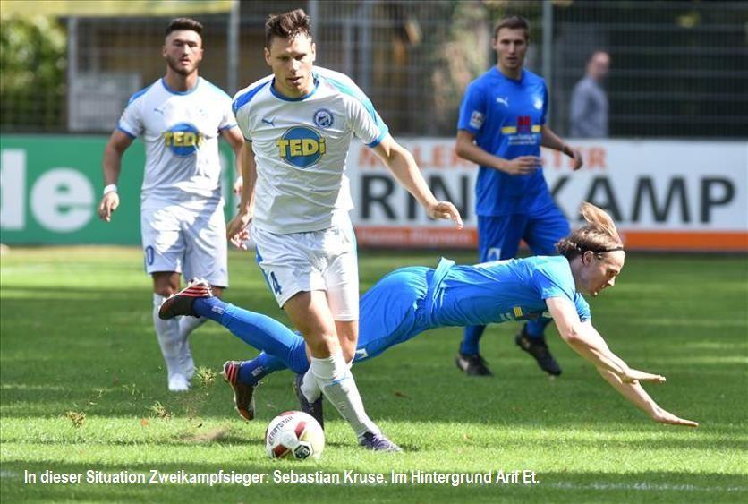 3. Spieltag Oberliga Westfalen