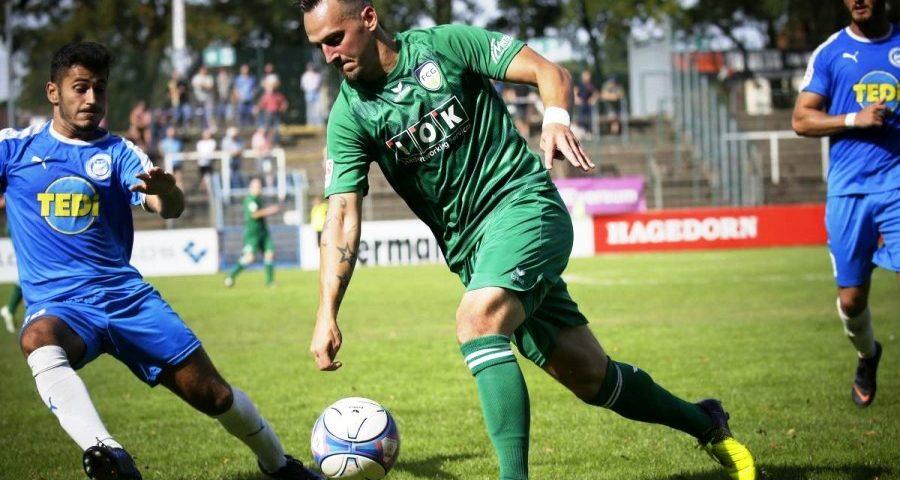Gütersloh gegen den FC-Brünninghausen zum Saisonstart 2018