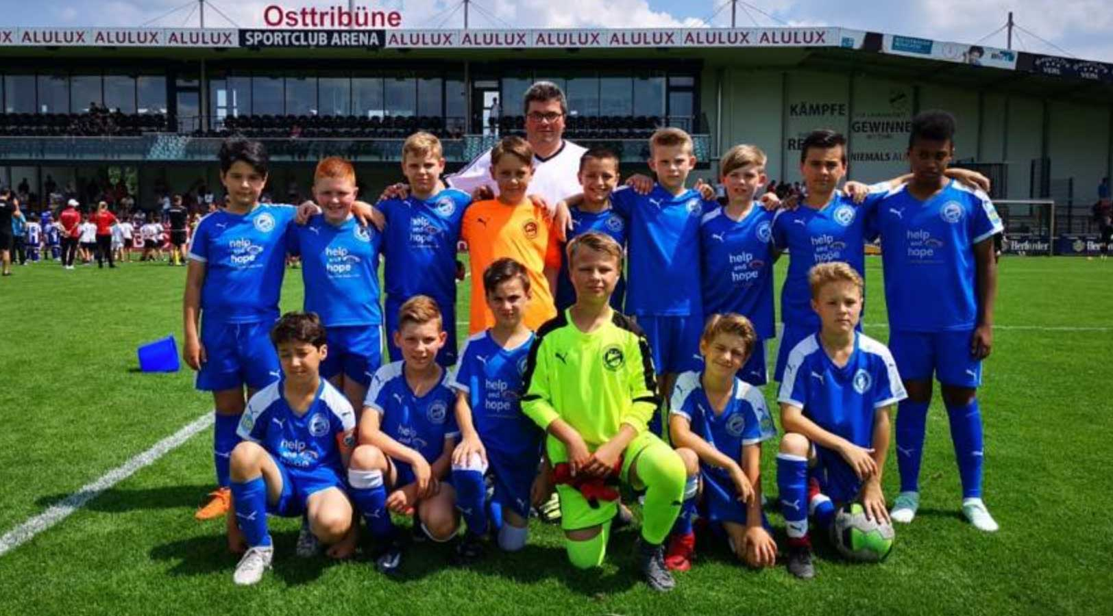 Jugendmannschaften des FC Brünninghausen