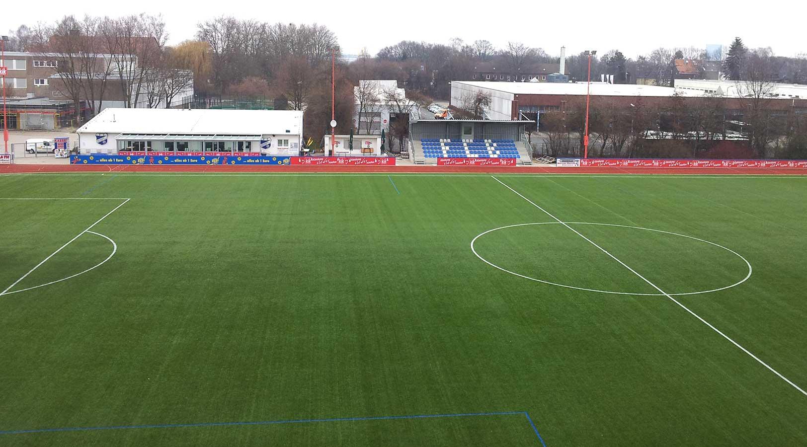Vereinsheim des FC Brünninghausen