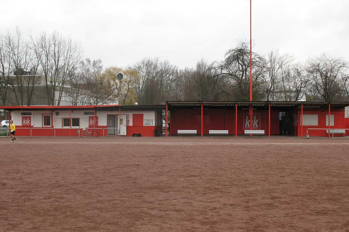 Vereinsheim um 2006