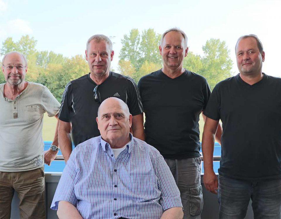 Vorstand des FC-Brünninghausen