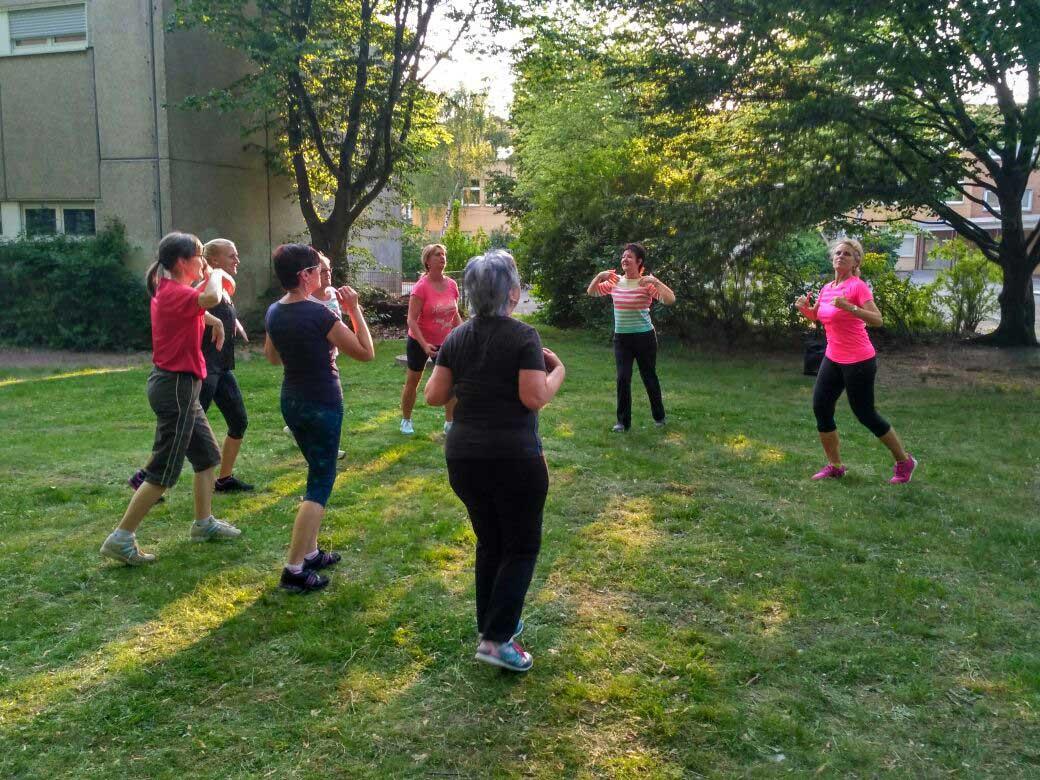 Bodyfit Trainingseinheit