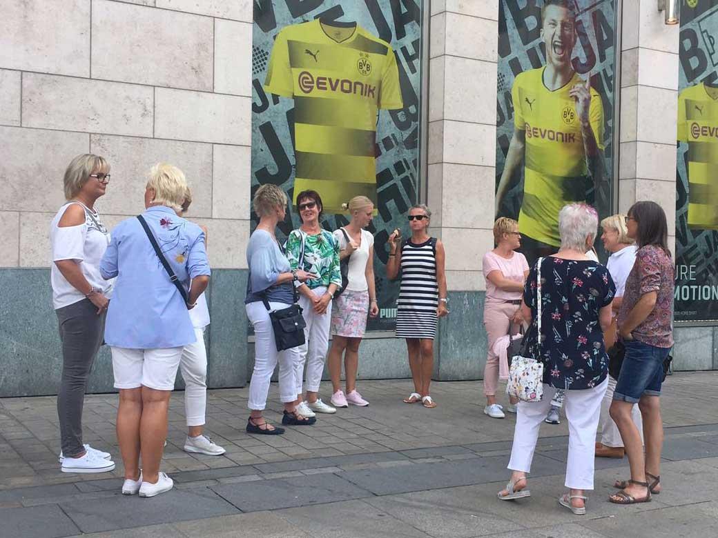 Stadtrundgang Dortmund in den Sommerferien