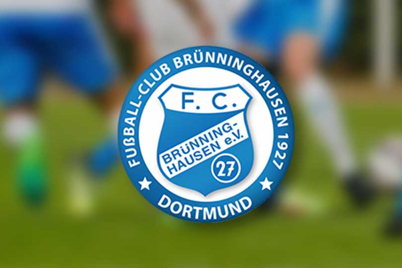 Jugendmannschaft U19 des FC Brünninghausen Dortmund