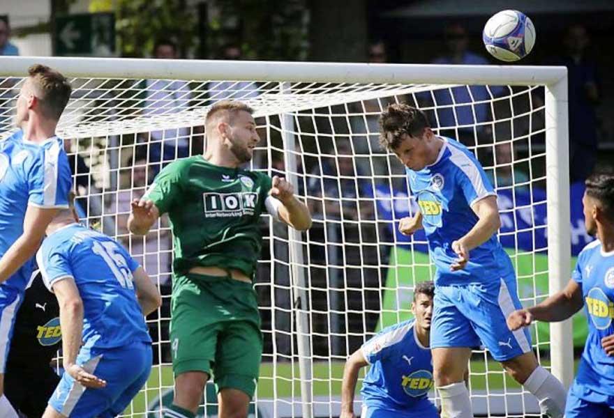 FC Gütersloh gegen den FC Brünninghausen 2018