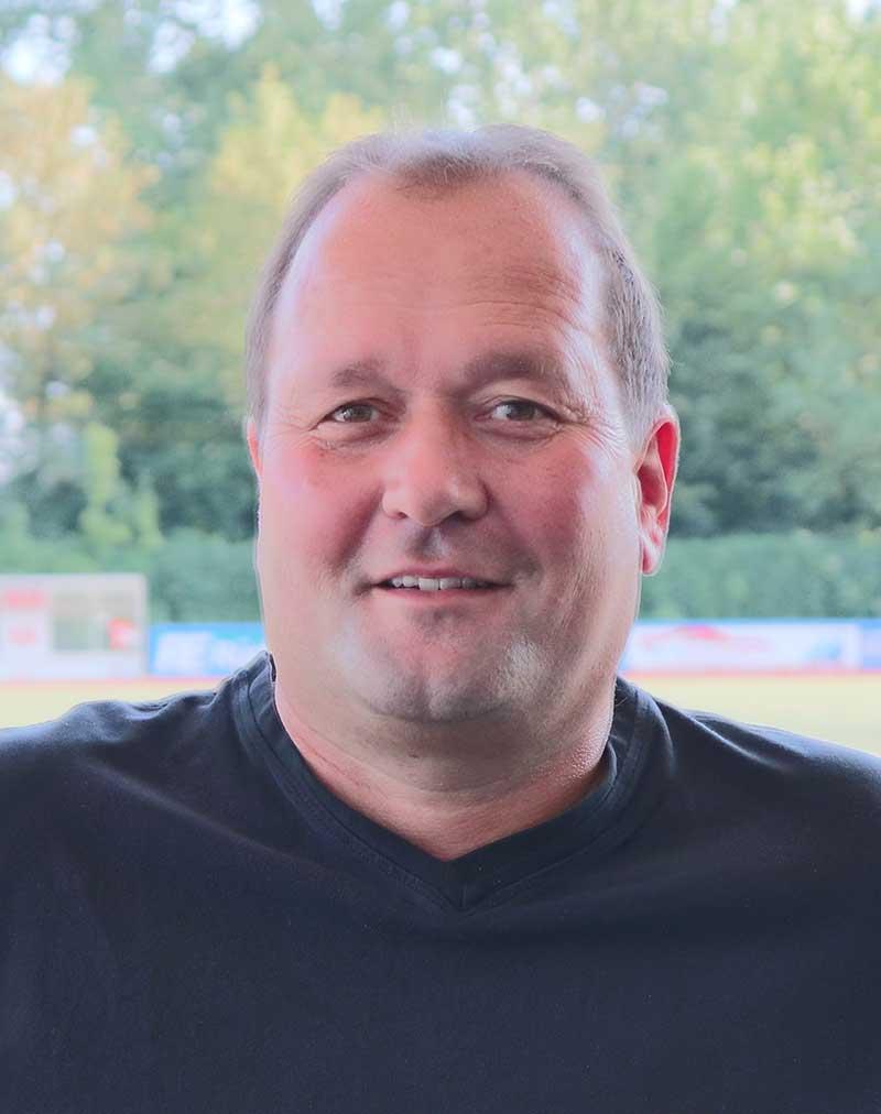 Vorstandsmitglied Markus Kamrath