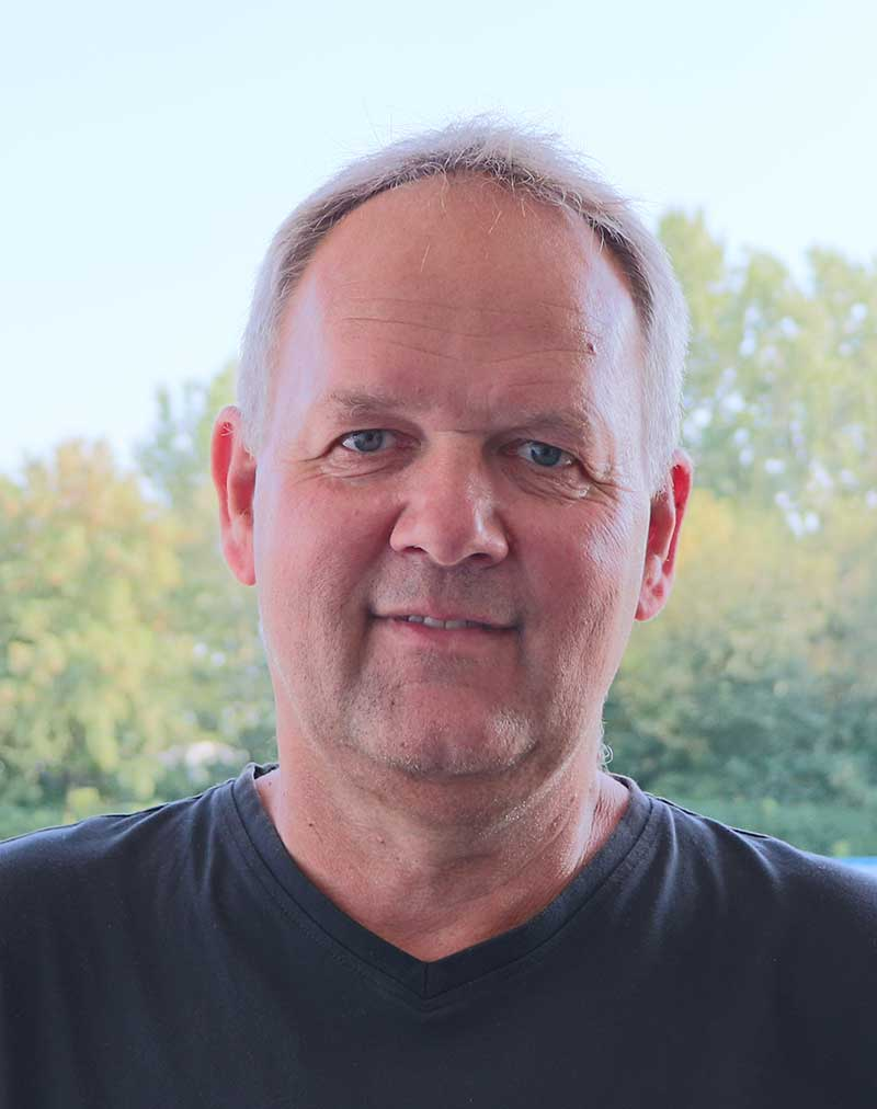Vorstandsmitglied Thomas Brümmer