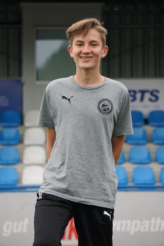 Alessandro Sand – Co-Trainer der U11 Jugendmannschaft