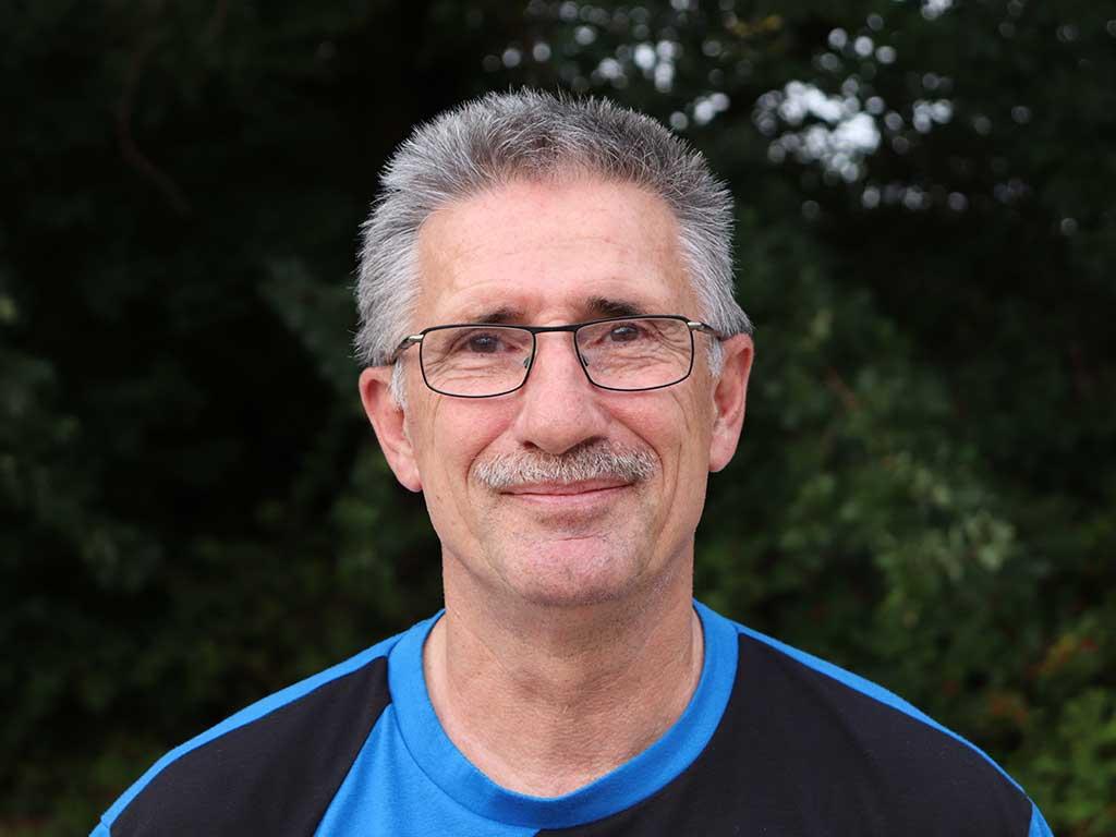Volker Brehm, Trainer der G2 Jugendmannschaft