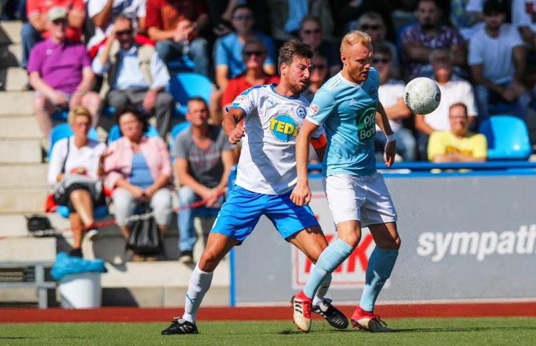 Spielszene des FC-Brünninghausen gegen den SF Sölderholz Dortmund