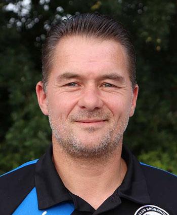 Portrait Denis Serocka, sportlicher Leiter U6 - U8