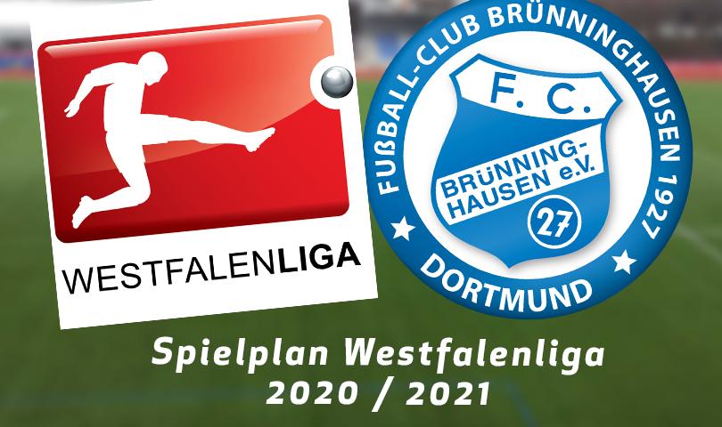 Spielplan Westfalenliga
