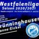 Spieltagsposter FC Brünninghausen - DSC Wanne-Eickel