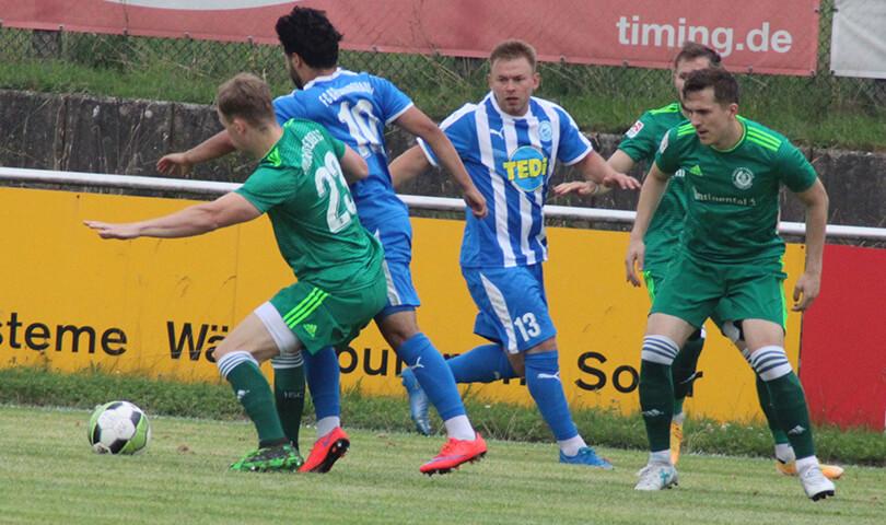 Testspiel Holzwickeder SC - FC Brünninghausen