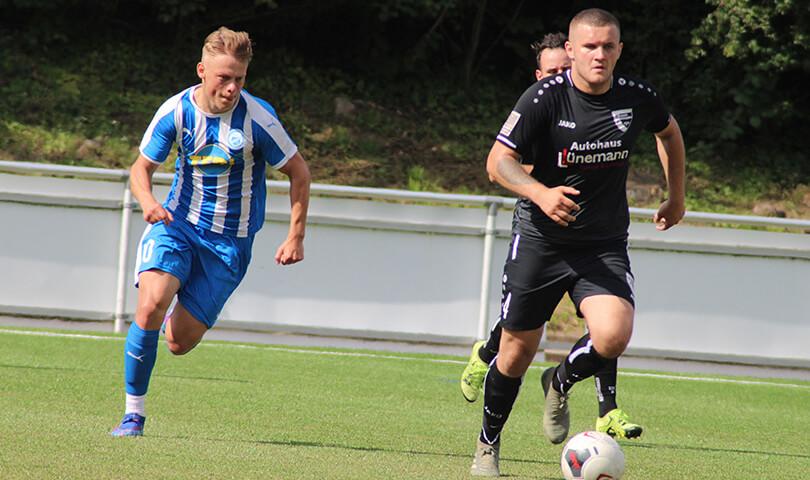 Ergebnis SF Niederwenigern - FC Brünninghausen