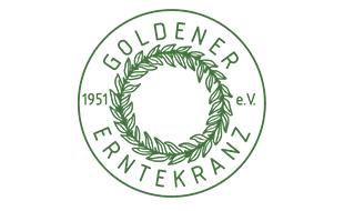 Goldener Erntekranz