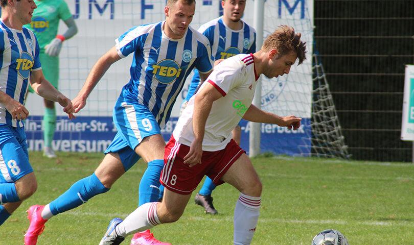 Bericht FC Brünninghausen - SV Brackel 06 Hecker Cup 2021