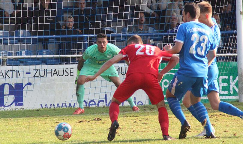 Bericht FC Brünninghausen - Kirchhörder SC Hecker Cup 2021