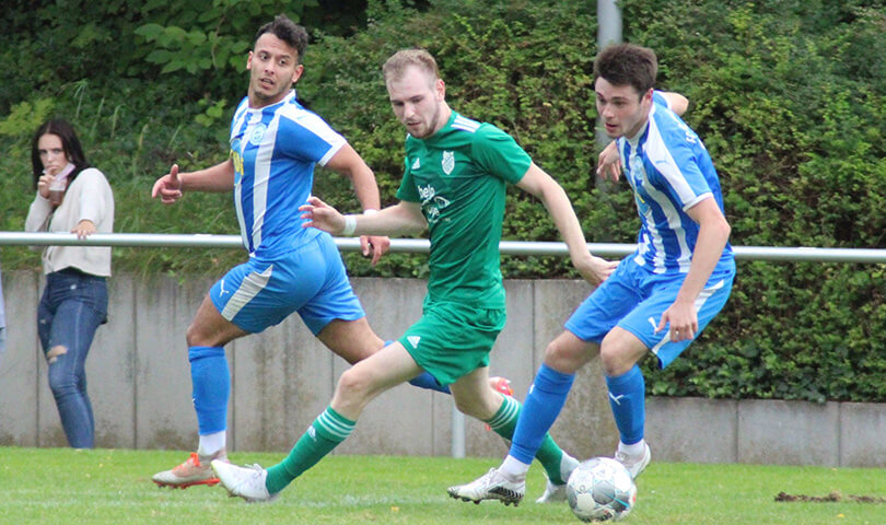 Bericht FC Brünninghausen - BSV Schüren Hecker Cup Halbfinale 2021