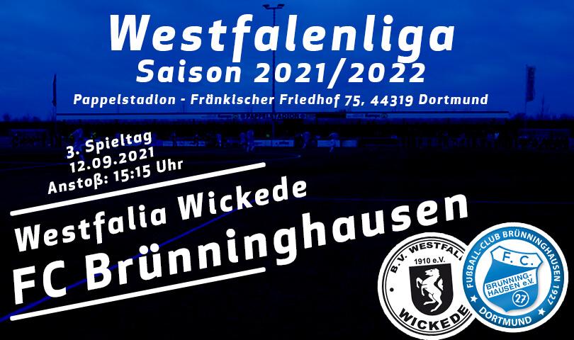 Vorbericht Westfalia Wickede - FC Brünninghausen