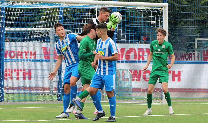 Spielbericht FC Brünninghausen - SV Sodingen