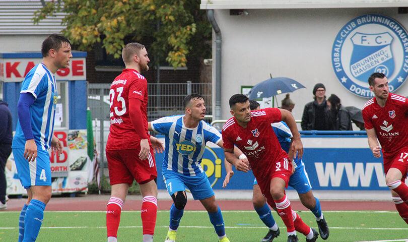 Bericht FC Brünninghausen - TuS Bövinghausen hp