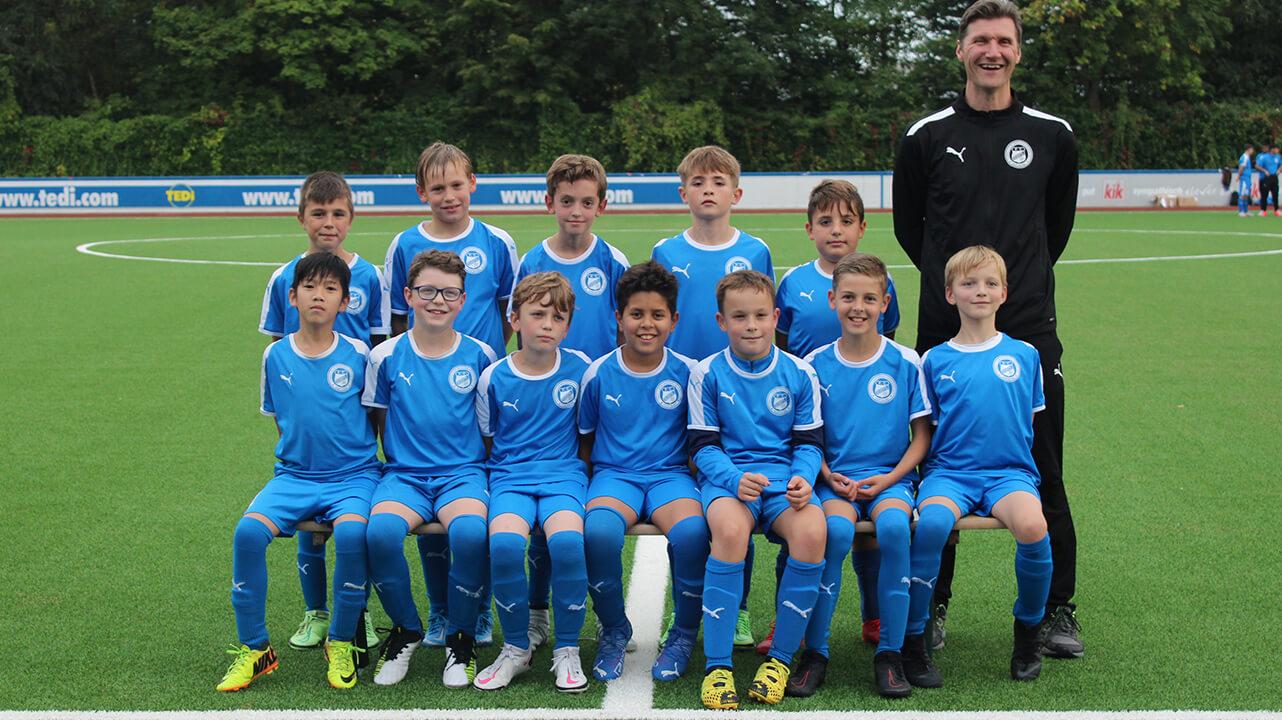 FC Brünninghausen U11 2021-2022
