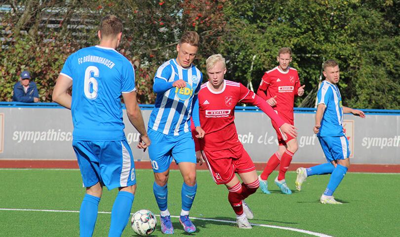 Spielbericht FC Brünninghausen - FC Lennestadt